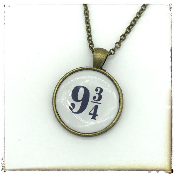 9 3/4 necklace