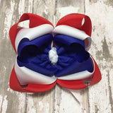 Red white & blue triple