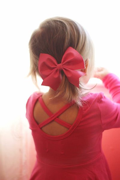 Pink Addison Bows