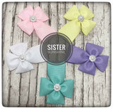 Cross hair bow