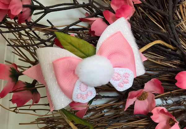 Cottontail bow