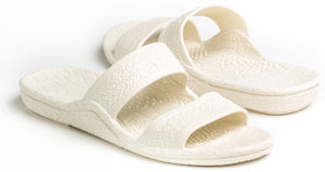 White Jandals