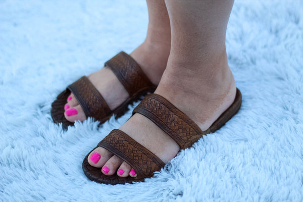 Light Brown Jandals