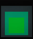 "Josef Albers ""Homage to the Square"", Screenprint, 1973"