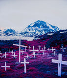 Daniel Zvereff, 'Arctic Crosses, Greenland', Photograph, 2010