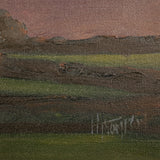 "Hugh Thompson ""Evening, West Cork"" Oil on Board, 2001"