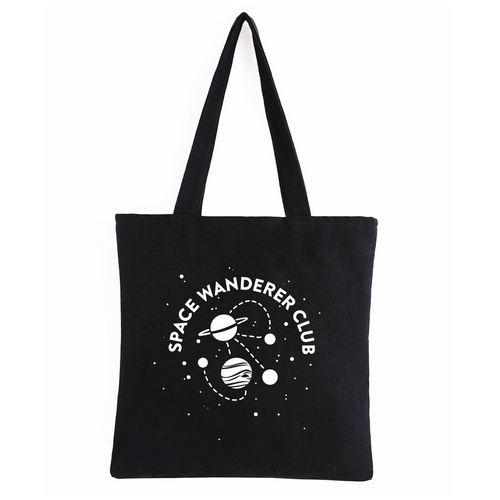 Jackie Lee Space Wanderer Club Tote