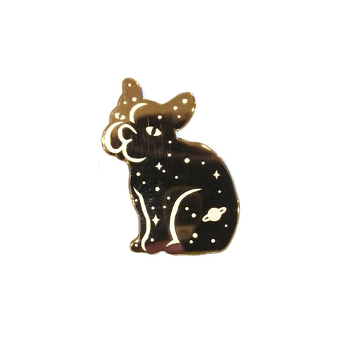 Jackie Lee Galaxy Pup Enamel Pin