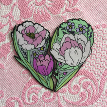 Shareable Heart Patch Set