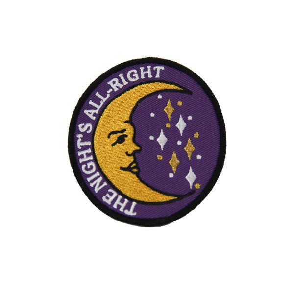 Explorer's Press The Night's All-Right Patch