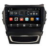 Hyundai IX45 Android Aftermarket GPS Navigation Car Stereo without DVD