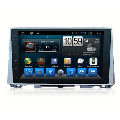 Kia Optima Android Aftermarket GPS Navigation Car Stereo with DVD