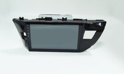 Toyota (Europe) Android Aftermarket GPS Navigation Car Stereo without DVD