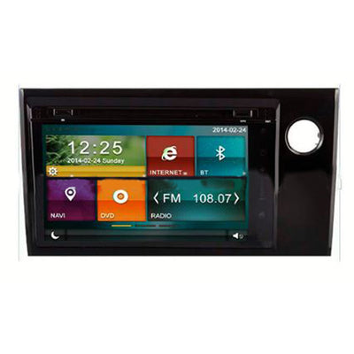 Honda Brio Amaze Android Aftermarket GPS Navigation Car Stereo with DVD