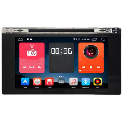 Toyota Android Aftermarket GPS Navigation Car Stereo with DVD
