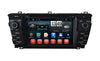 Toyota Corolla Android Aftermarket GPS Navigation Car Stereo with DVD