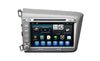 Honda Civic (Left) Android Aftermarket GPS Navigation Car Stereo with DVD