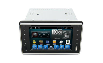 Toyota Universal Android Aftermarket GPS Navigation Car Stereo with DVD