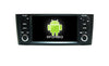 Fiat Old Linea Android Aftermarket GPS Navigation Car Stereo with DVD