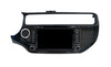 Kia Android Aftermarket GPS Navigation Car Stereo with DVD