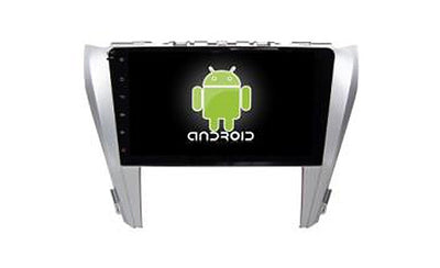 Toyota Camry (Asia) Android Aftermarket GPS Navigation Car Stereo without DVD