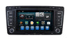 VW Skoda Octavia Android Aftermarket GPS Navigation Car Stereo with DVD