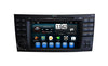 Old Benz E Android Aftermarket GPS Navigation Car Stereo with DVD
