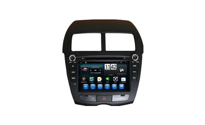 Mitsubishi ASX Android Aftermarket GPS Navigation Car Stereo with DVD