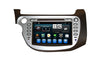 Honda Android Aftermarket GPS Navigation Car Stereo with DVD