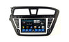 Hyundai I20 Android Aftermarket GPS Navigation Car Stereo with DVD