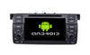 BMW E46 Android Aftermarket GPS Navigation Car Stereo with DVD