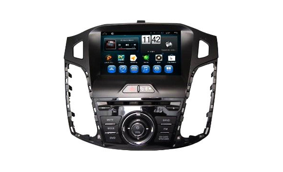 Ford Focus Android Aftermarket GPS Navigation Car Stereo with DVD