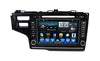 Honda Fit Android Aftermarket GPS Navigation Car Stereo with DVD