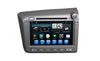 Honda Civic (right) Android Aftermarket GPS Navigation Car Stereo with DVD