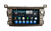 Toyota RAV4 Android Aftermarket GPS Navigation Car Stereo with DVD