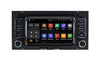 VW Old Touareg Android Aftermarket GPS Navigation Car Stereo with DVD