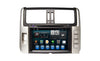 Toyota Prado Android Aftermarket GPS Navigation Car Stereo with DVD