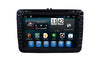 Volkswagen Android Aftermarket GPS Navigation Car Stereo without DVD