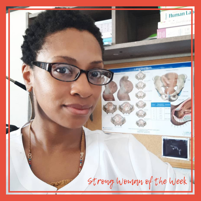 Strong Women 3rd Feature - Shayla Brown