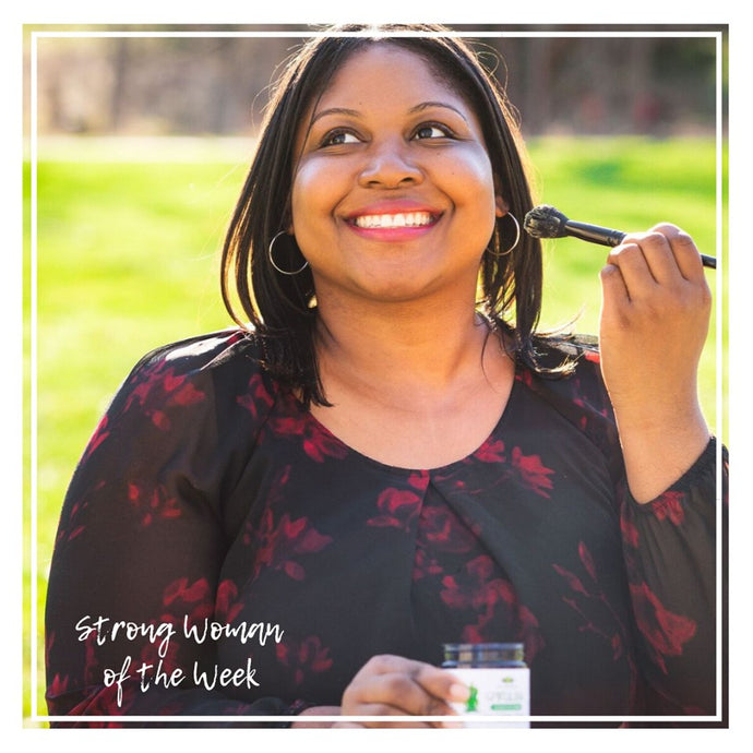 Strong Women 1st Feature - Trenise Watson