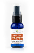 Carrot Seed Super Hydration Facial Oil - Asili Naturals, LLC.