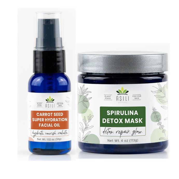 Treat & Repair Bundle - Asili Naturals®