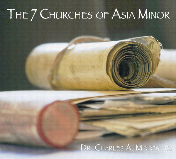 The 7 Churches of Asia Minor
