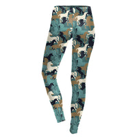 Camouflage Unicorns Sweatshirt and Leggings