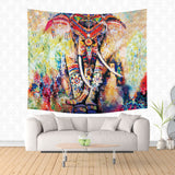 Lucky Elephant Tapestry-FREE SHIPPING ONLY TODAY - Laizis