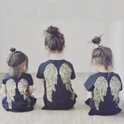 """Angel Wing"" T-shirt for Children"