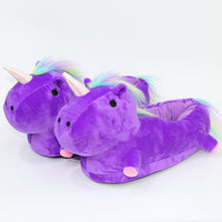 Indoor Unicorn Slippers-Must Have for Unicorn Lovers - Laizis