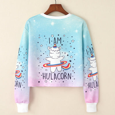 I Believe I am Unicorn Shining Sweatshirt-Must Have for Unicorn Lovers(FREE SHIPPING) - Laizis