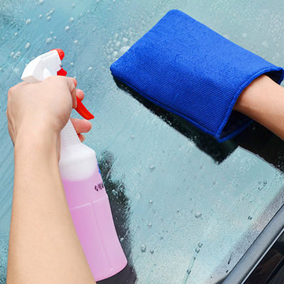 Clay Bar Mitt, Fine Grade Detailing Clay Mitt Vehicle Auto Care Surface Prep Mitt Finish Clay Glove