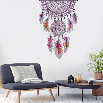Removable Dream Catcher Wall Decal